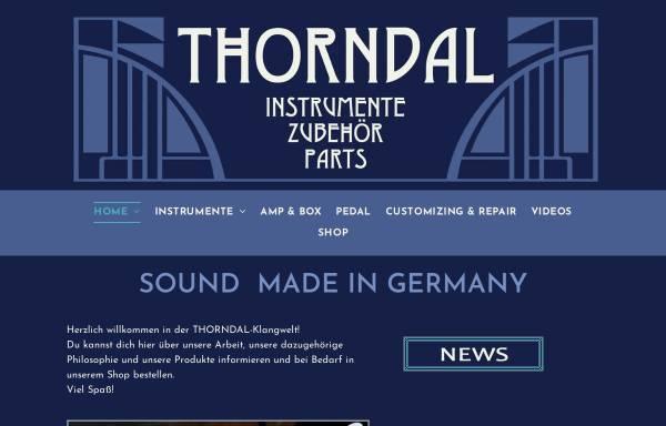 Vorschau von www.thorndal.de, Thorndal