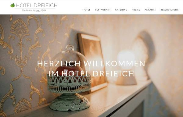 Vorschau von www.hotel-dreieich.de, Hotel Dreieich in Langen