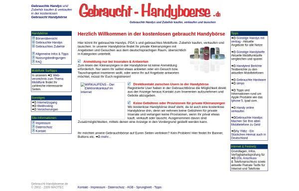 Gebraucht Handyboersede Flohmärkte Kleinanzeigen Handys