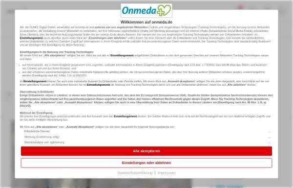 Vorschau von www.onmeda.de, Laktoseintoleranz