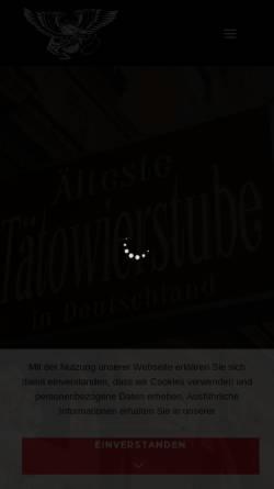 Vorschau der mobilen Webseite www.die-aelteste.de, Die Älteste, Ernst Günter Götz