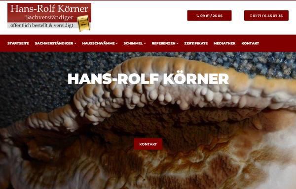 Vorschau von www.eichhorn-ansbach.de, Firma Eichhorn - Rolf Körner