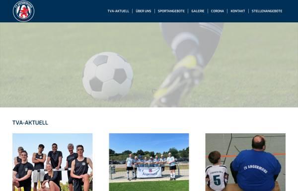 Vorschau von www.tv-angermund.de, Turnverein Angermund