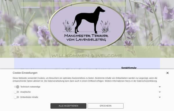 Vorschau von www.lavendelsteig.de, Vom Lavendelsteig