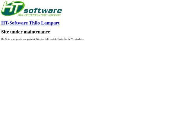 Vorschau von www.ht-software.de, HT-Software