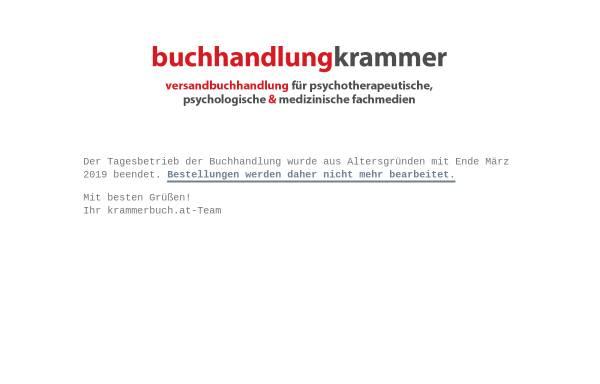 Vorschau von www.krammerbuch.at, Buchhandlung Kramer