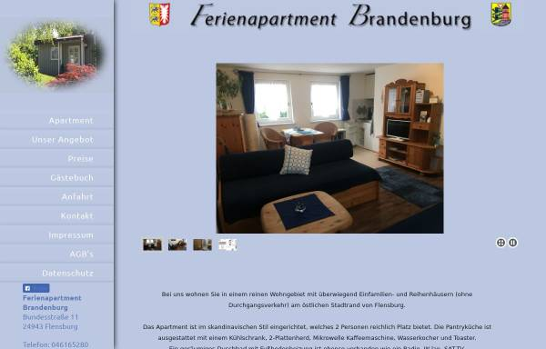Vorschau von www.schmeckthal.de, Ferienapartment Schmeckthal