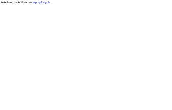 Vorschau von www.svpa.de, Segelverein Potsdamer Adler e.V. - Segeln in Potsdam und im Land Brandenburg