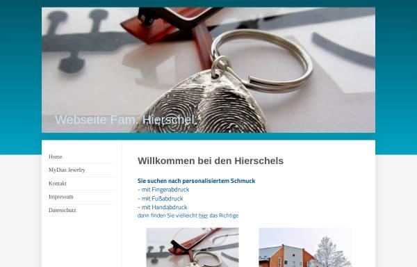 Vorschau von www.hierschel.info, Dias' Bügelservice