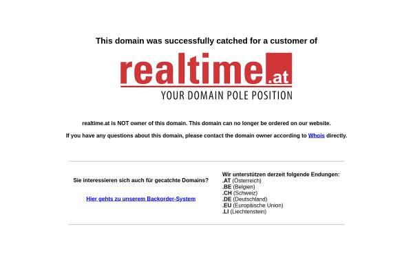 Vorschau von www.natur-wildpark.de, Naturwildpark Hermbachtal
