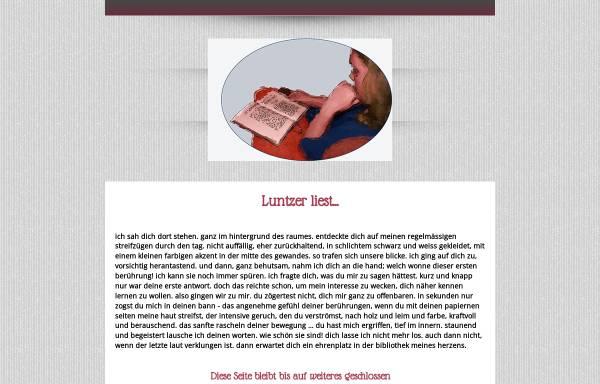 Vorschau von www.luntzer.ch, Luntzer, Willi