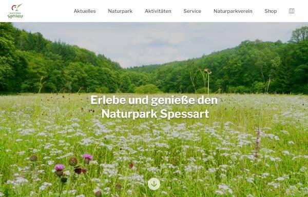 Vorschau von www.naturpark-spessart.de, Naturpark Spessart