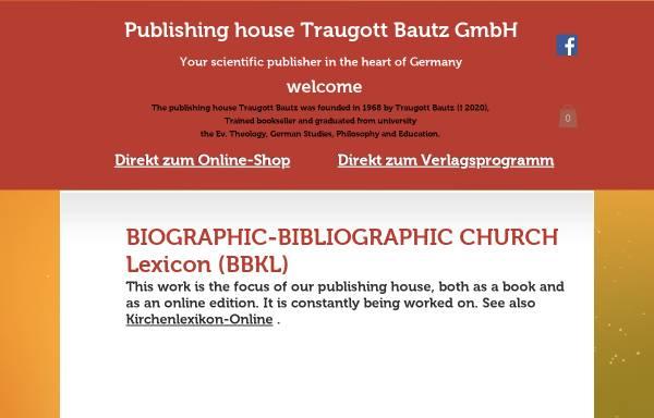 Vorschau von www.bautz.de, Wilhelm Marr
