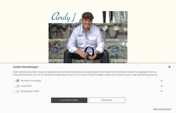 Vorschau von www.andyj.de, Andy J