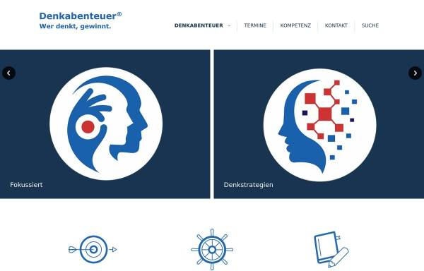 Vorschau von www.denkabenteuer.de, Denkabenteuer®