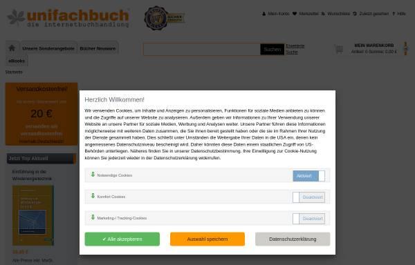 Vorschau von www.unifachbuch.de, Unifachbuch Zbigniew Jablonski