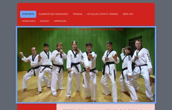 Vorschau von www.taekwondo-koryo.de, Taekwondo Koryo e.V.