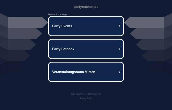 Vorschau von www.partynauten.de, DJ Miguel