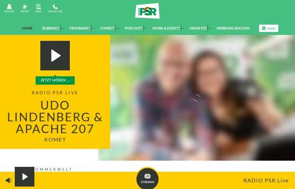 Vorschau von www.radiopsr.de, Radio PSR