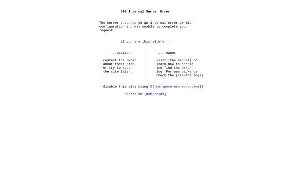 Vorschau von www.mustermensch.org, Mustermensch e.V.