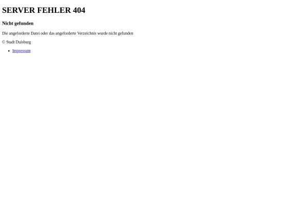 Vorschau von www.duisburg.de, Theater und Philharmonie Duisburg