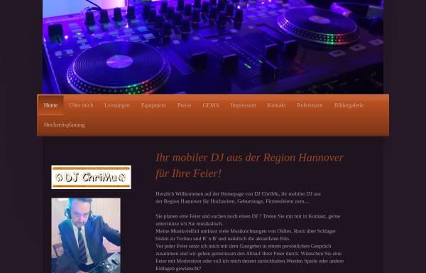 Vorschau von www.hannover-dj.de, Hannover-DJ
