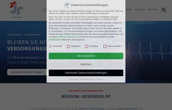 Vorschau von www.jr-optimiert.de, JR OP-TIMIERT ®
