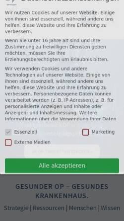 Vorschau der mobilen Webseite www.jr-optimiert.de, JR OP-TIMIERT ®