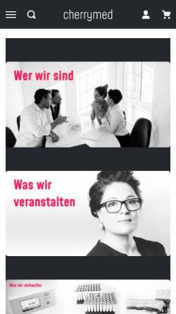 Vorschau der mobilen Webseite rockerundrocker.de, Rocker & Narjes GmbH