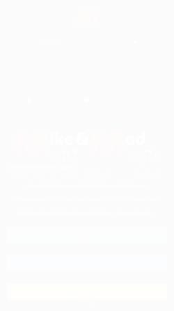 Vorschau der mobilen Webseite www.mike-and-mad.de, Mike Und Mad Multimedia