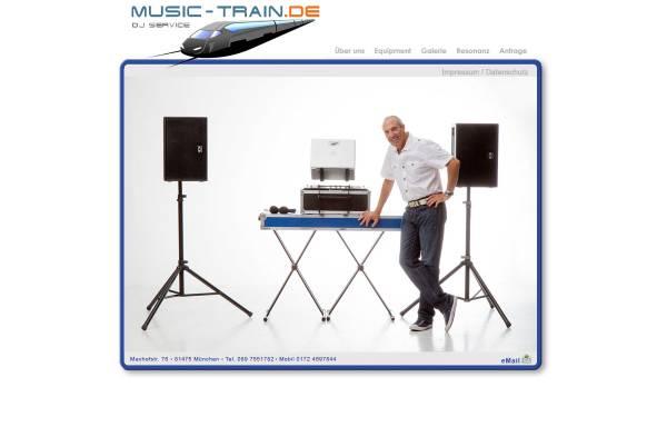 Vorschau von music-train.de, Music Train