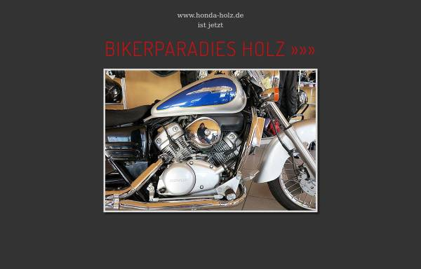 Vorschau von www.honda-holz.de, Honda-Holz