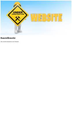 Vorschau der mobilen Webseite www.mobildisco-nice.de, N.i.c.e. Mobildiscothek