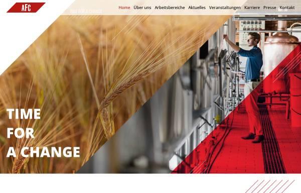 Vorschau von www.afc.net, AFC Management Consulting