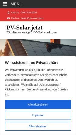 Vorschau der mobilen Webseite www.tt-lohse.de, Teamtraining Günter Lohse