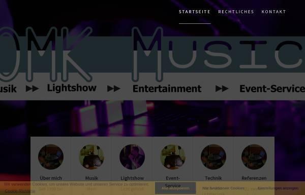 Vorschau von www.omk-music.de, OMK-Music