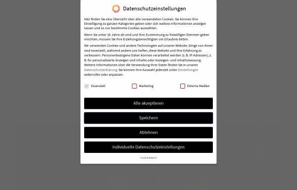 Vorschau von www.jagd-schnitzerei-shop.de, Jagd Schnitzerei Peter am Rennsteig