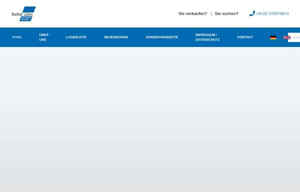 Vorschau von www.langdreher.de, Detlef Jahn GmbH