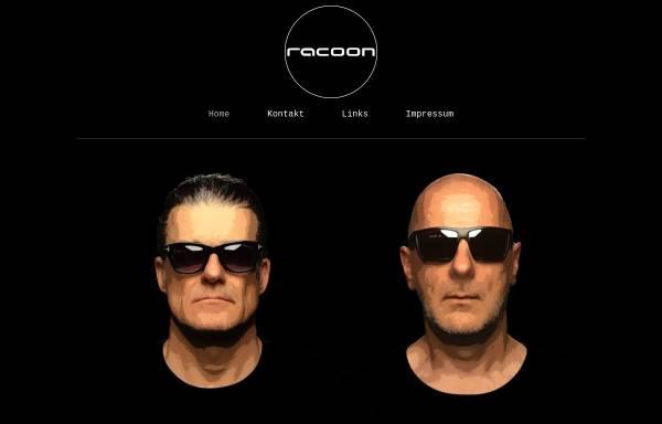 Vorschau von www.racoon-djs.de, Racoon DJs