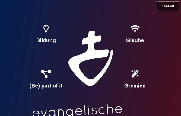 Vorschau von www.evjh.de, Evangelsiche Jugend Hannover