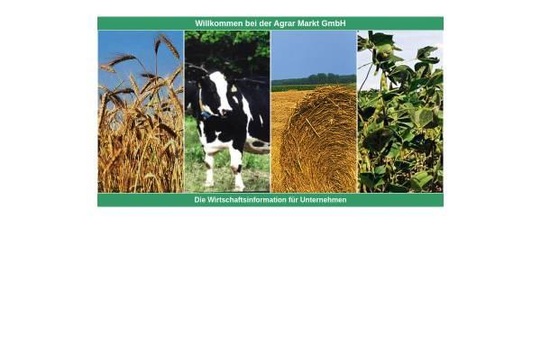 Vorschau von www.agraring.de, AM-Agrar Markt GmbH