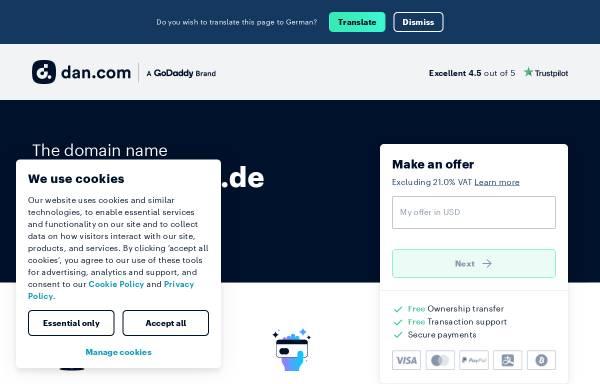 Vorschau von www.schaftspalter.de, SG Bergmann Borsig e.V., Abt. Bogenschießen