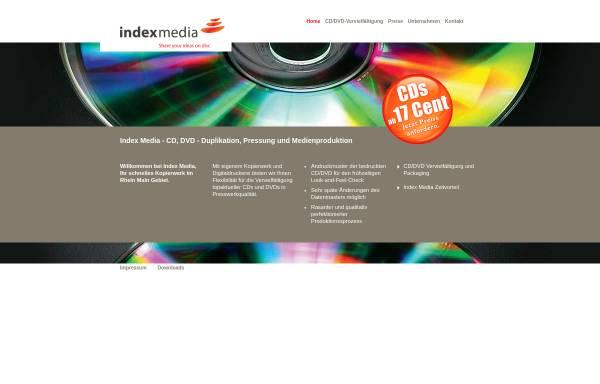 Vorschau von www.index-media.de, Index Media e.K.