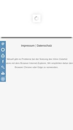 Vorschau der mobilen Webseite www.autoliebhaber.info, Autohaus Liebhaber Plauen GmbH