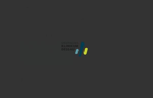 Vorschau von www.klinikum-dessau.de, Städtisches Klinikum Dessau