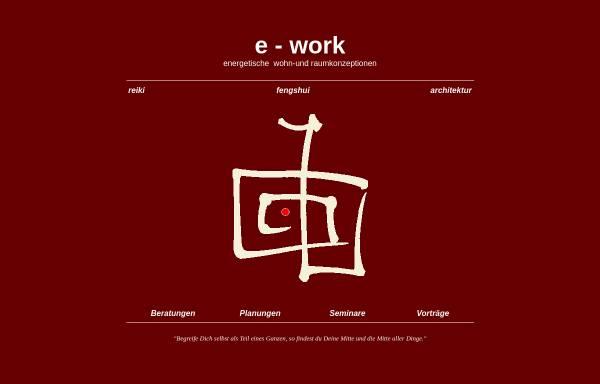 Vorschau von www.ework.co.at, Doris Hartweger