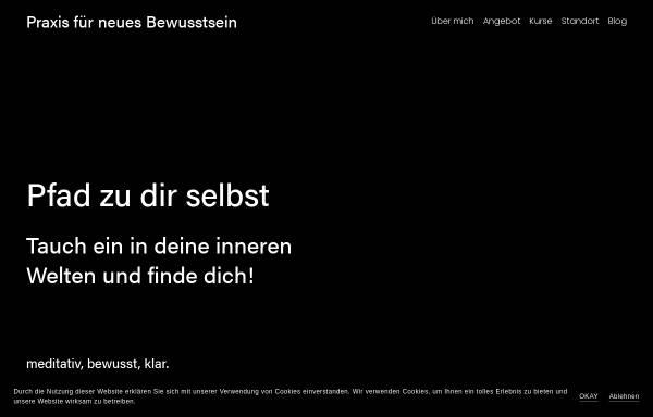 Vorschau von www.reiki-info.at, Margit Engel