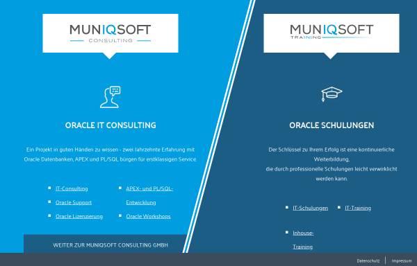 Vorschau von www.muniqsoft.de, MuniqSoft.de