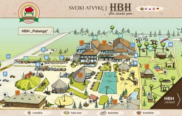 Vorschau von www.hbh.lt, Juozo Alus
