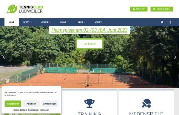 Vorschau von www.tcludweiler.de, Tennisclub Ludweiler e.V.